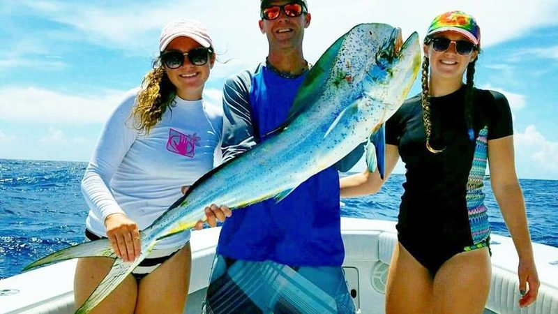 Book an Islamorada offshore fishing charter trip today