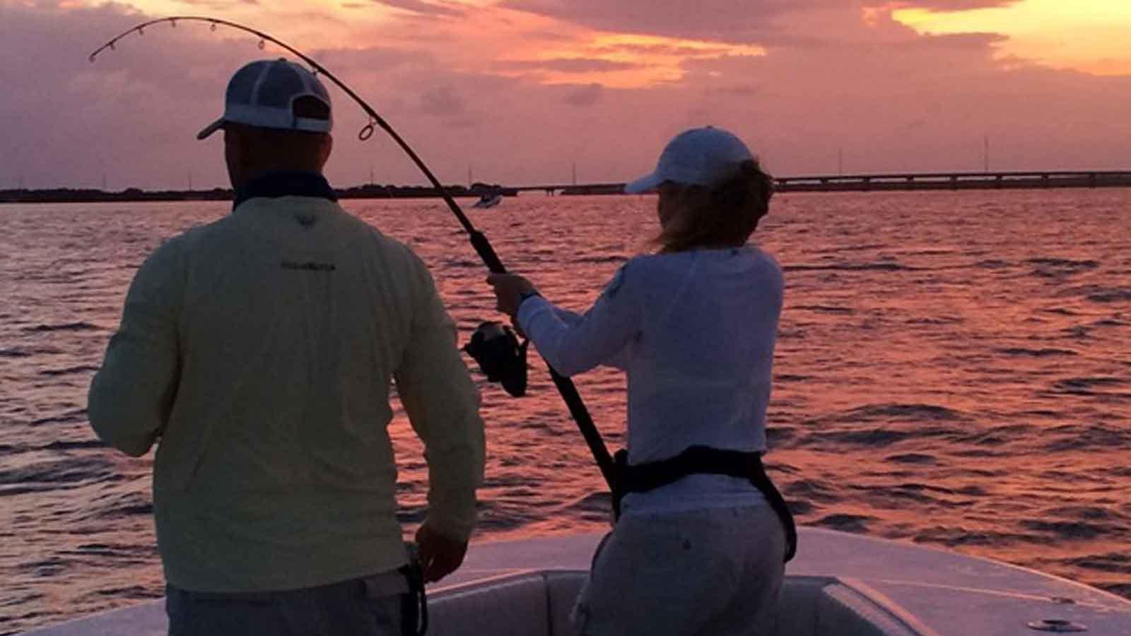 Islamorada Tarpon Fishing Charter
